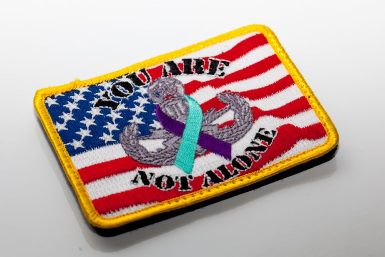You Are Not Alone EOD patch