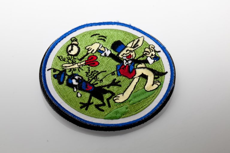 WWII EOD Rabbit patch