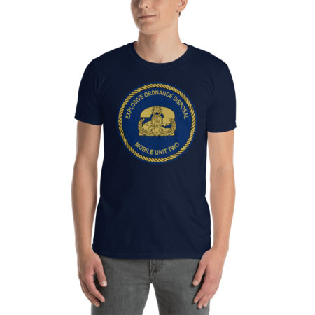 Explosive Ordnance Disposal Mobile Unit 2 tshirt