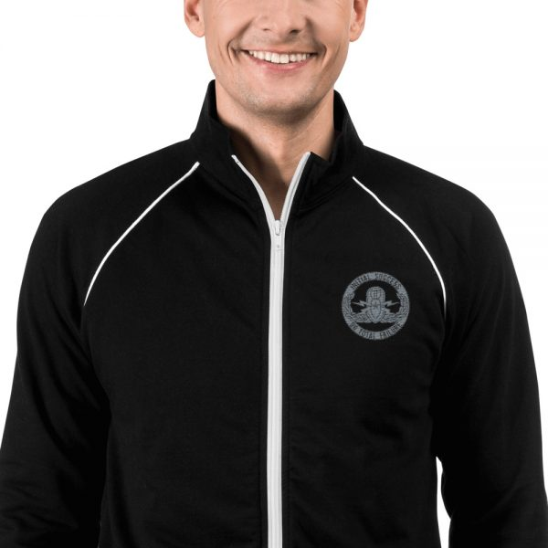 Embroidered Senior EOD Initial Success or Total Failure jacket