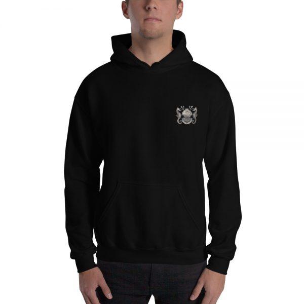 Navy Master Diver badge sweatshirt