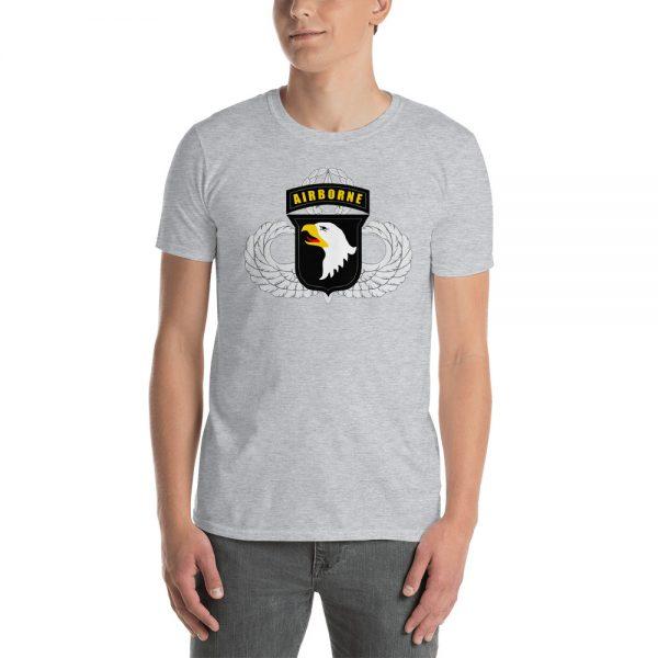 101st Airborne Master tshirt