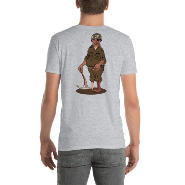 army bomb disposal and Master EOD tshirt